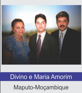 Divino e Maria Amorim