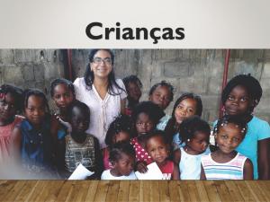 Crianças - Ministerio na África - Carrosel site -