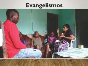 Evangelismo - Ministerio na África - Carrosel site