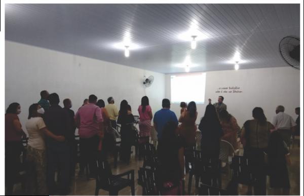 Parabéns! 8 anos  – Boletim Missionário