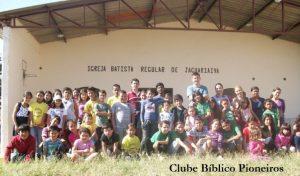 02 - Clube Bíblico Pioneiros