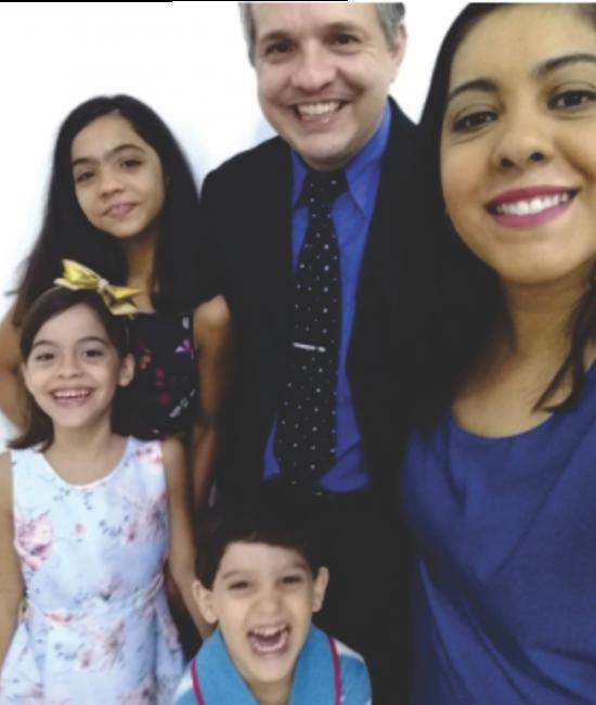 Foto família Março 2021